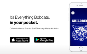 CHILDRESS BOBCATS'S NEW APP