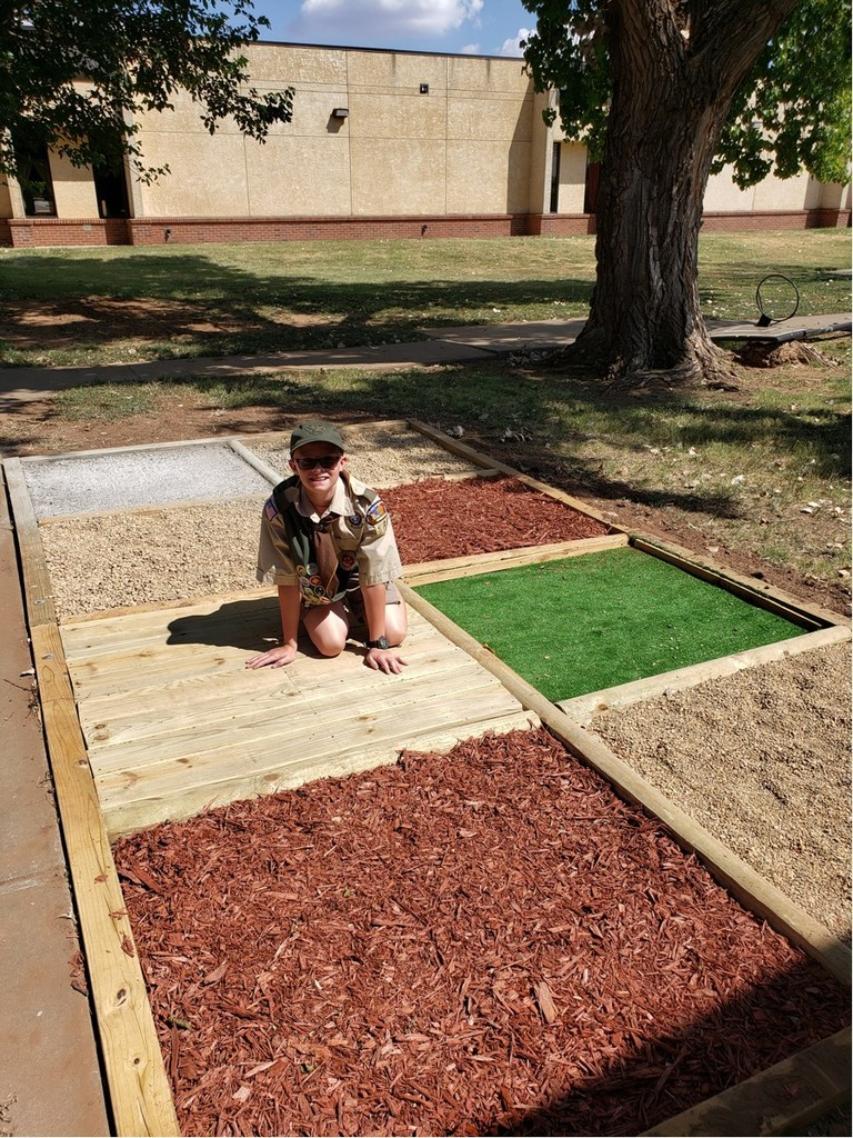 Tyler McGee's Eagle Scout Project