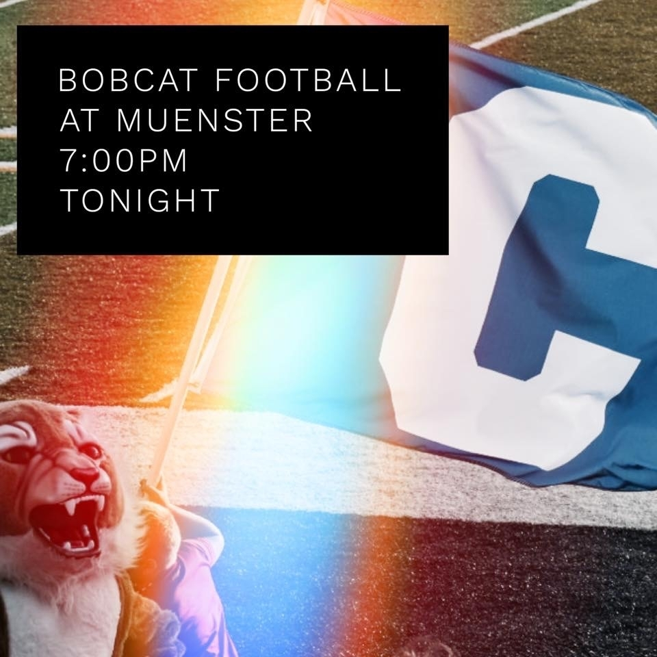 Bobcat Football tonight!